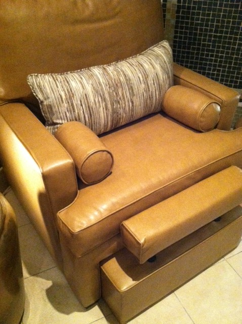 plushhomecustompedicure chair